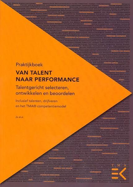 Praktijkboek Van talent naar performance